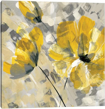 Buttercup II Canvas Art Print