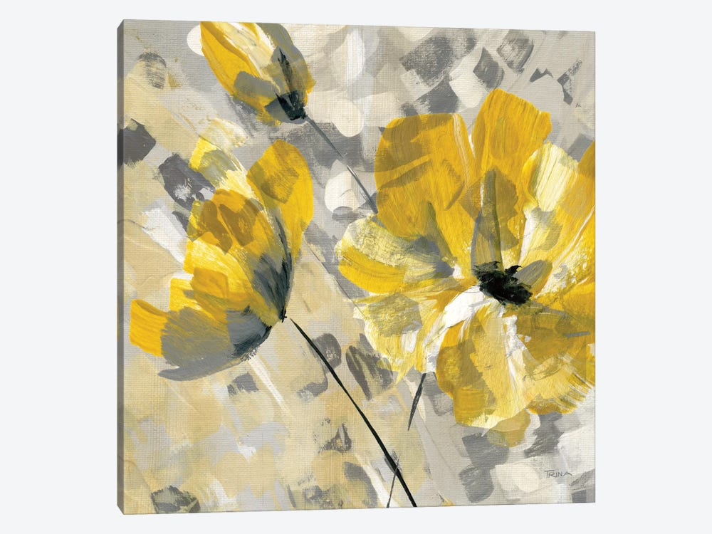 Buttercup II by Katrina Craven 1-piece Canvas Art Print