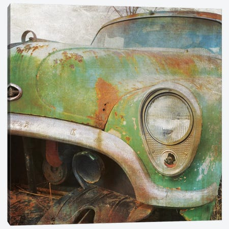 Classic Vintage II Canvas Print #KAT60} by Katrina Craven Canvas Art Print