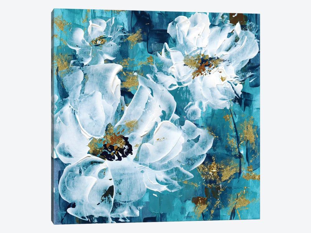 Tango Trio  by Katrina Craven 1-piece Canvas Wall Art