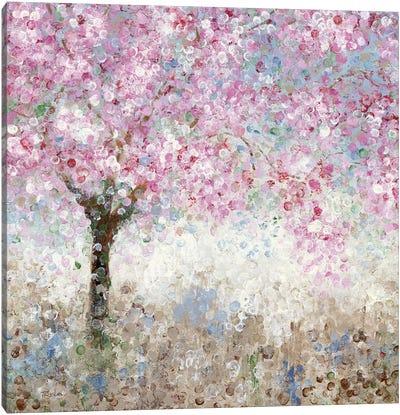 Cherry Blossom Festival I Canvas Print #KAT6