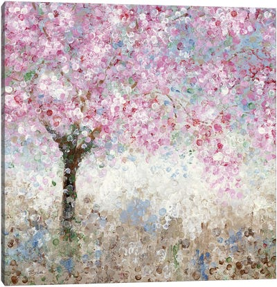 Cherry Blossom Festival I Canvas Art Print
