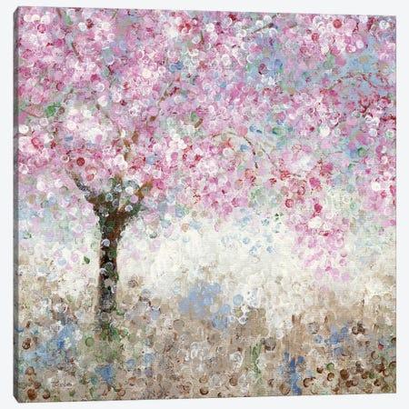 Cherry Blossom Festival I Canvas Print #KAT6} by Katrina Craven Canvas Art Print
