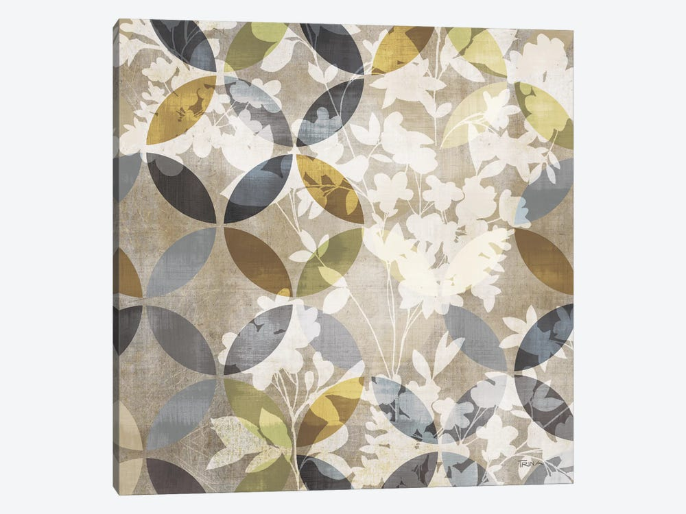Golden Prism I by Katrina Craven 1-piece Art Print