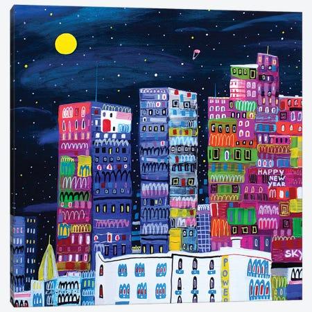 Find A Hidden Star Canvas Print #KAV15} by Katrina Avotina Art Print