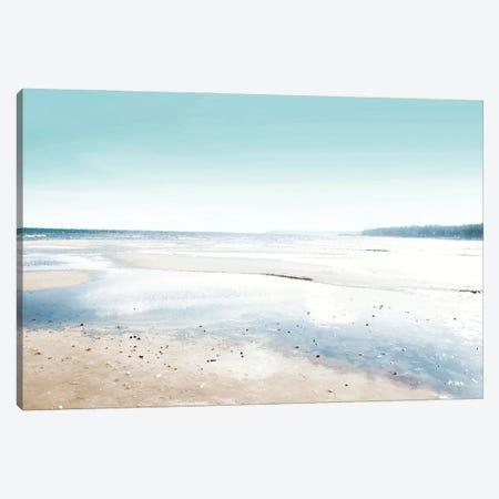 Coastal Waters Canvas Print #KAW13} by Kali Wilson Canvas Print