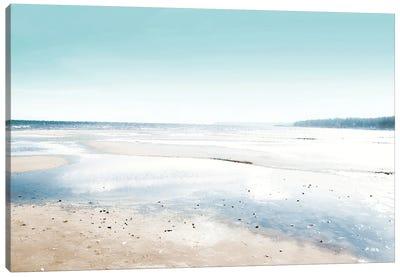 Coastal Waters Canvas Art Print