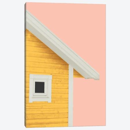 Summer Cabin Canvas Print #KAW18} by Kali Wilson Art Print