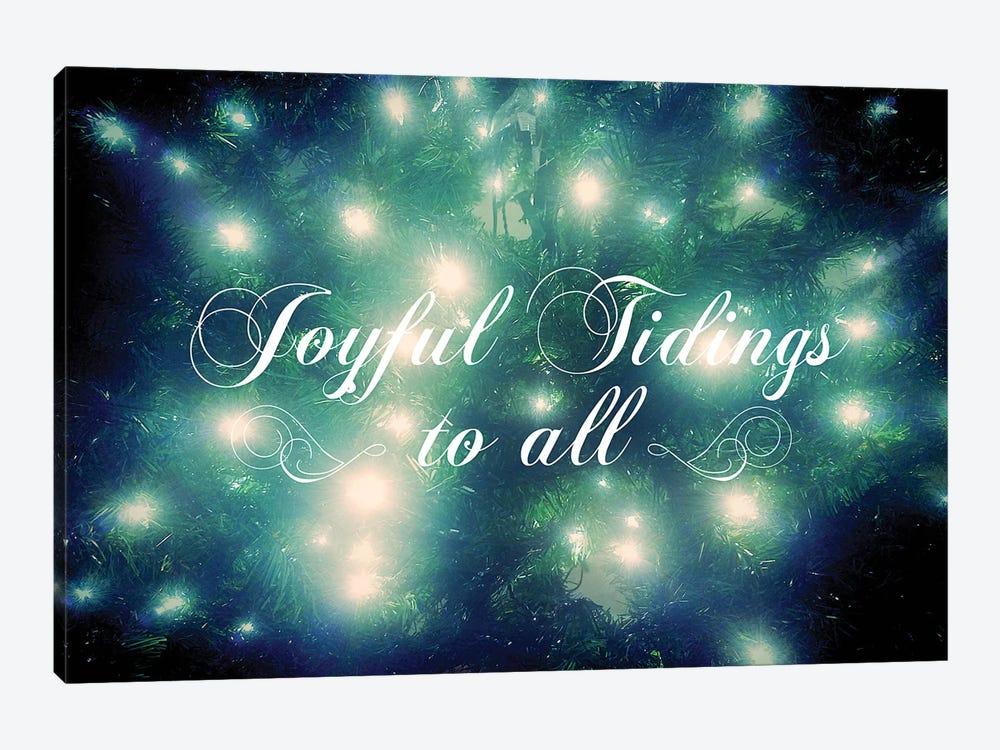 Joyful Tidings by Kali Wilson 1-piece Canvas Art