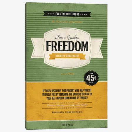 Freedom Canvas Print #KAY11} by Ester Kay Canvas Art Print