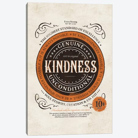 Kindness II Canvas Print #KAY25} by Ester Kay Canvas Art Print