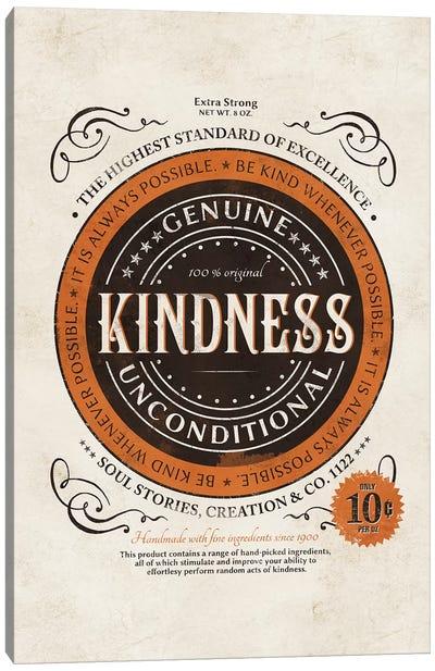 Kindness II Canvas Art Print