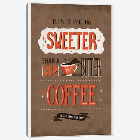Nothing Sweeter Canvas Print #KAY31} by Ester Kay Canvas Art Print