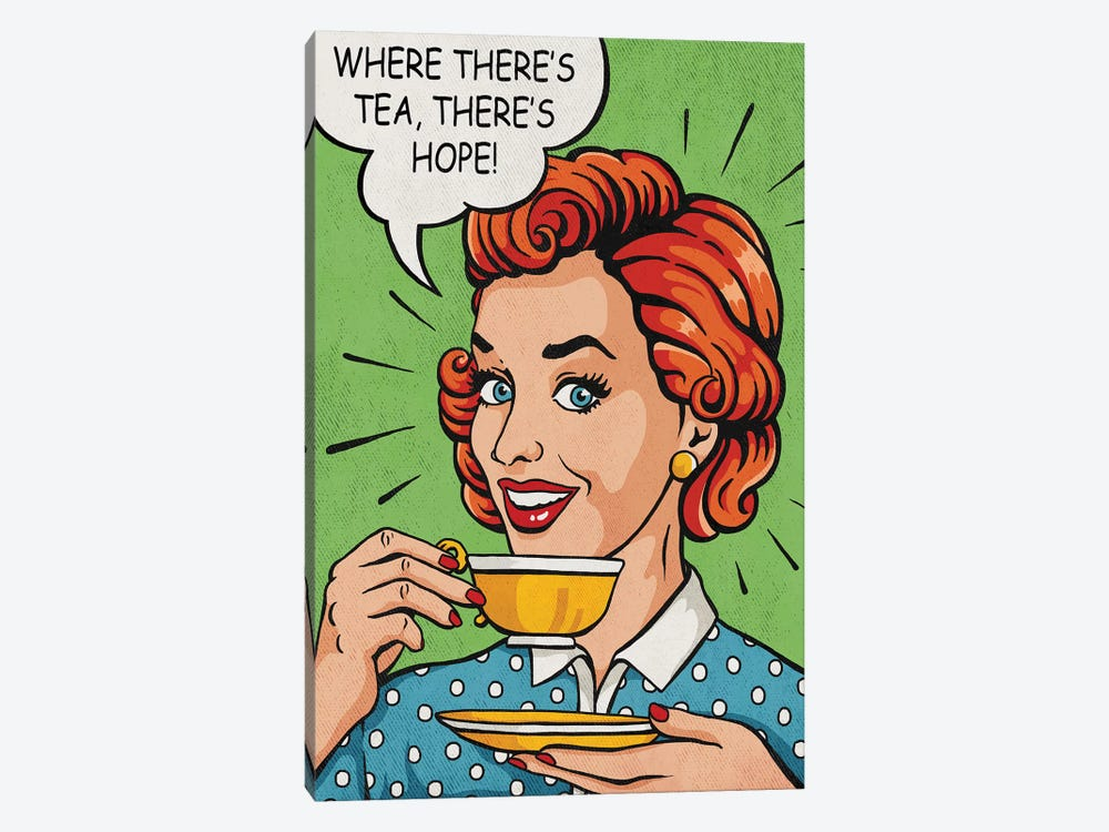 There's Hope by Ester Kay 1-piece Canvas Print