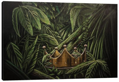 The Princess Never Came Canvas Art Print