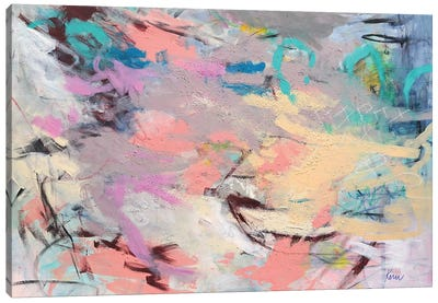 Tender Miracles Canvas Art Print