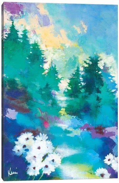 Little Signs Along The Way Canvas Art Print