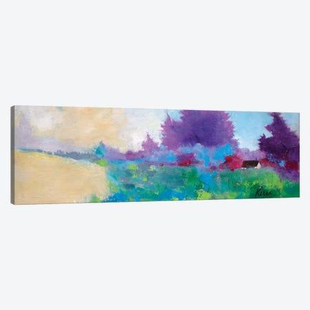 Afternoon Alone Canvas Print #KBC1} by Kerri Blackman Canvas Print
