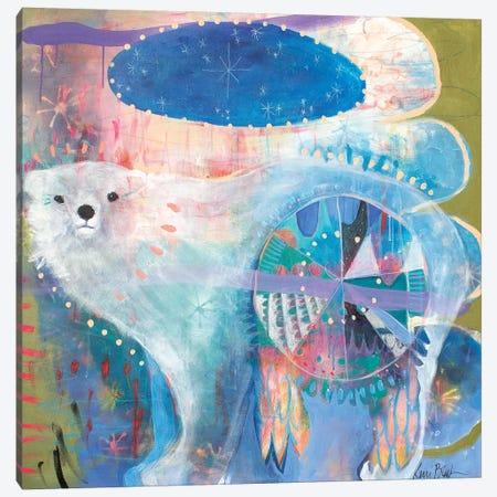 Northern Call Canvas Print #KBC24} by Kerri McCabe Canvas Art Print