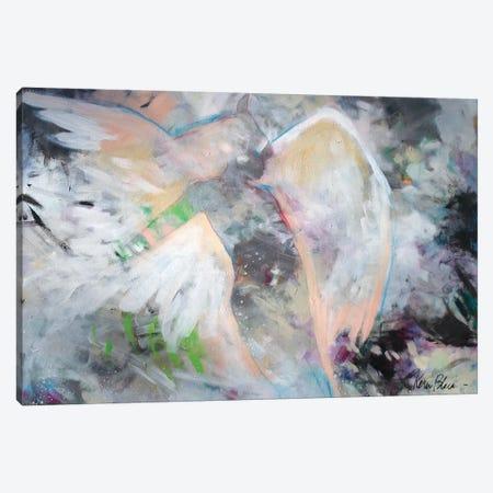 Wild Heart Be Free Canvas Print #KBC39} by Kerri Blackman Canvas Print