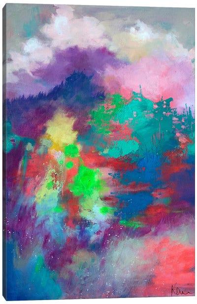 A Tangled Path Canvas Art Print