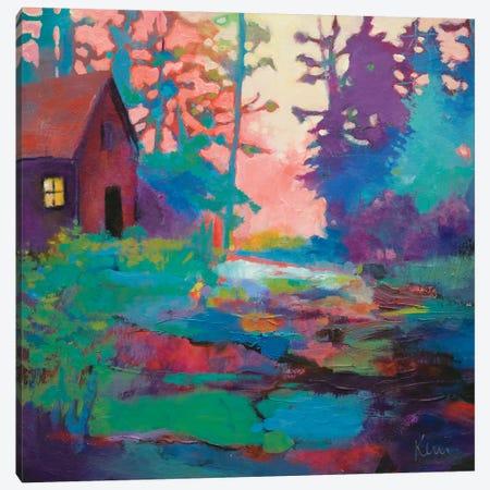 Quiet Afternoon Canvas Print #KBC52} by Kerri Blackman Art Print