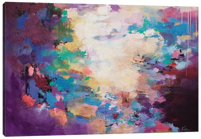 One Good Turn Canvas Art Print