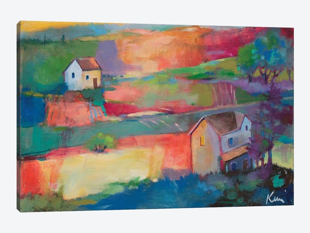 Morning Holds A Pormise by Kerri Blackman 1-piece Art Print