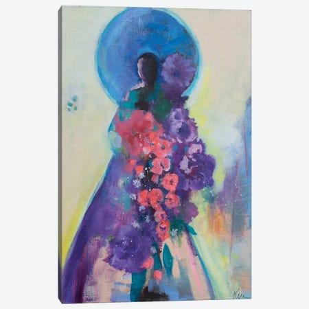 Offering Abundance 3-Piece Canvas #KBC61} by Kerri Blackman Canvas Artwork