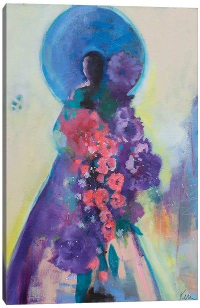 Offering Abundance Canvas Art Print