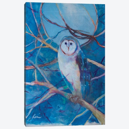 Night Vision Canvas Print #KBC65} by Kerri Blackman Canvas Art Print