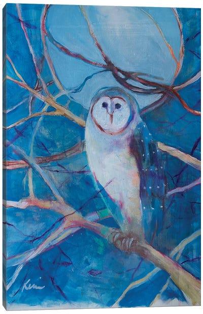 Night Vision Canvas Art Print