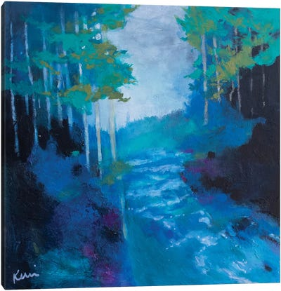 Living Water Canvas Art Print