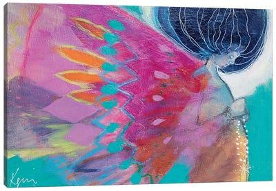 Prayer Beads Canvas Art Print