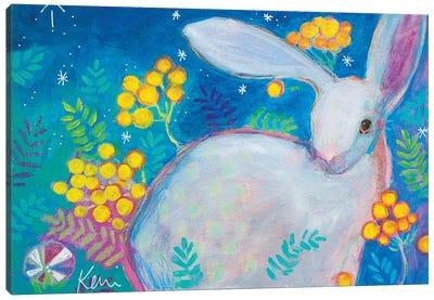 Wild In The Garden Canvas Art Print