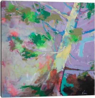 Branches Reaching Canvas Art Print