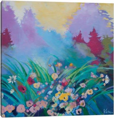 Forest Treasure Canvas Art Print