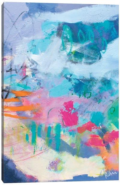 Cradle Your Creations Canvas Art Print