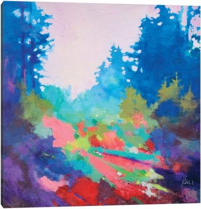 No Roads Here Canvas Art Print