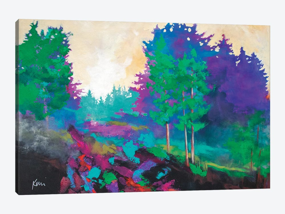 Afternoon Sunlight by Kerri Blackman 1-piece Art Print