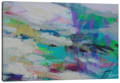 A Welcoming Land Canvas Art Print