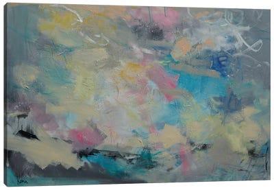 A Breath Of Beach Air Canvas Art Print