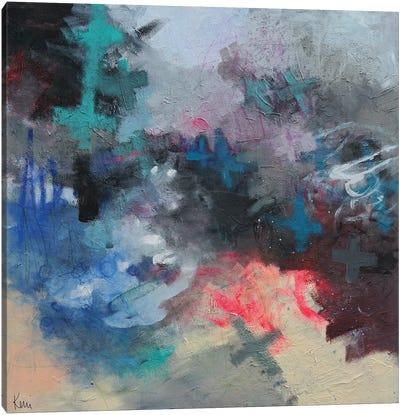 The Wandering Seeress Canvas Art Print
