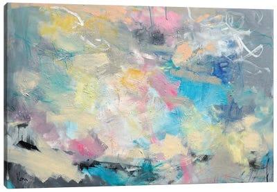 A Brisk Beach Wind Canvas Art Print
