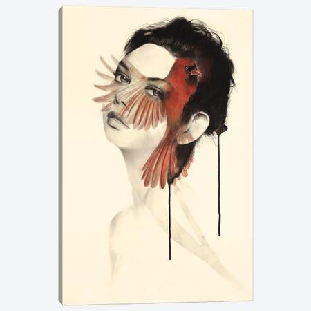 Iduna Canvas Print #KBE15} by Kerry Beall Canvas Art