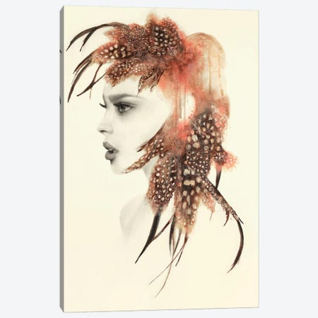 Athena Canvas Print #KBE1} by Kerry Beall Art Print