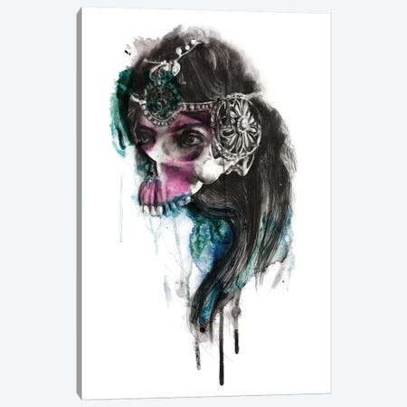 Princess Canvas Print #KBE21} by Kerry Beall Canvas Art
