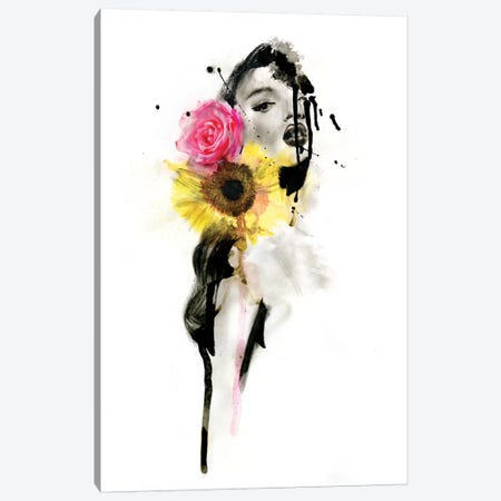 Bloom Canvas Print #KBE2} by Kerry Beall Canvas Print