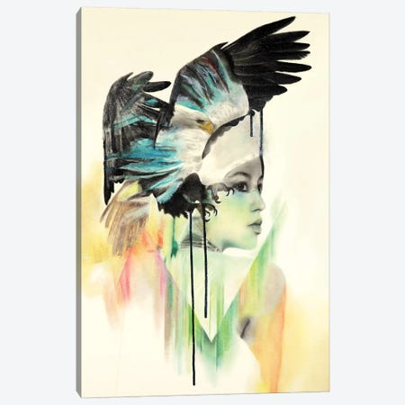 Cholena Canvas Print #KBE5} by Kerry Beall Canvas Wall Art