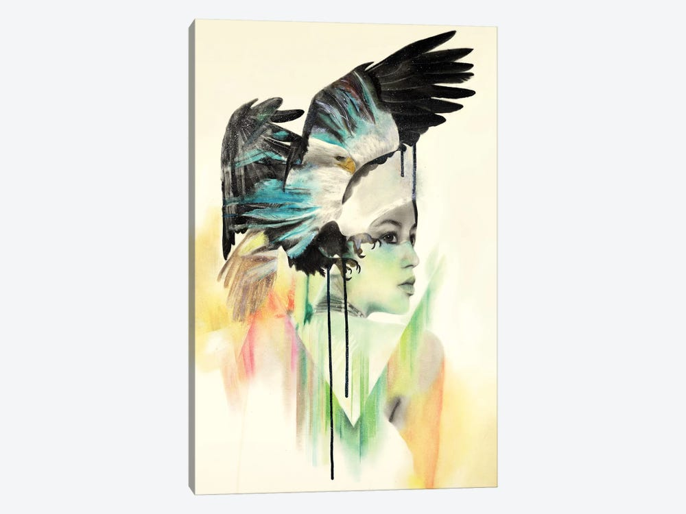 Cholena by Kerry Beall 1-piece Canvas Art Print